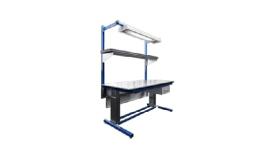 Ergonómia výroby - zlepšite pracovné podmienky s využitím systému elektrických zdvíhacích stĺpikov LINAK