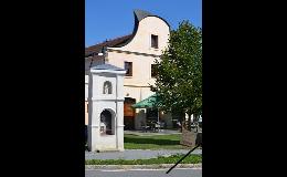 Ubytování v hotelu s restaurací pro zájezdy Vysočina, Telč