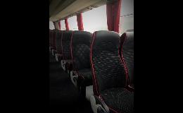 Autobusová přeprava osob do zahraničí