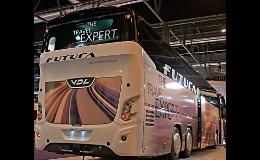 Autobusový dopravce pro mezinárodní cesty a cesty do zahraničí - přeprava zájezdů, škol, skupin