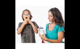 Měření stavu plic z pohodlí Vašeho domova