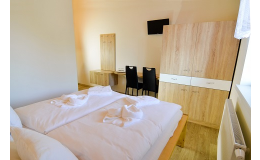 Ubytování v hotelu s wellness se snídaněmi Pálava, Dolní Věstonice
