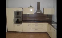 Nábytek do domu, bytu na míru - kuchyňské linky
