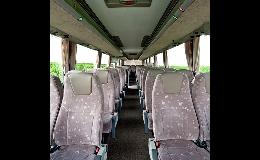 Autobusová doprava pro české cestovní kanceláře