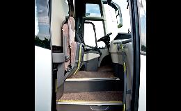 Dálkové autobusy - pronájem
