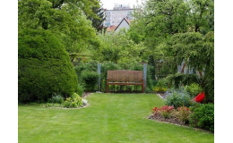 přírodní zahrady - návrhy i realizace Zlín, Uherské Hradiště