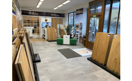 Podlahy za jubilejní ceny