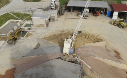 Výroba a dodávka betonu, betonových směsí