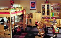 Akční ceny dětského nábytku GAZEL Liberec, postele