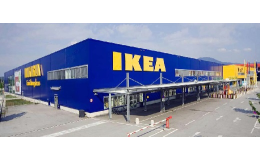 izolace ploché střechy IKEA