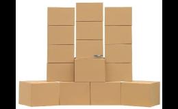 Klopové krabice - stěhovací sady