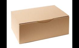 poštovní krabičky na menší balíkové zásilky