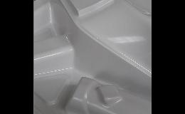 díly karoserie ze sklolaminátu