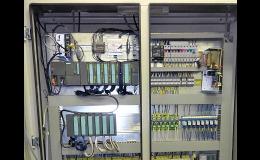 Řídící systémy - návrh, dodávka a servis