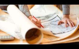 Projektová činnost pozemních staveb, domy a průmyslové objekty