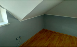 Výmalba pokojů, interiéru v bytech a rodinných domech