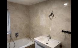 Rekonstrukce koupelen na klíč