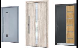 Madla, kliky, rozety a další dveřní doplňky různých tvarů a velikostí