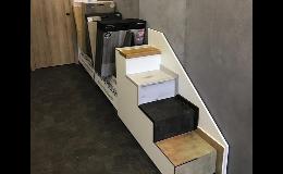 Prodej vinylových, laminátových, plovoucích, dřevěných a PVC podlah