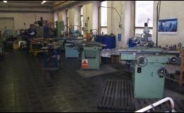 STROJÍRNY Rumburk s.r.o., výroba a opravování nástrojů a dílů