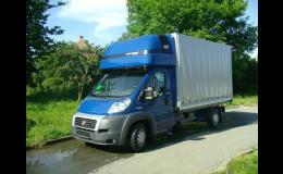 Užitkové vozy Fiat, Opel nové, zánovní - prodej