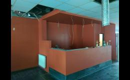 Malen von öffentlichen und bürgerlichen Gebäuden - Cafés, Restaurants, Praxen, Büros, Schulen und mehr Tschechische Republik