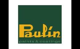 Fasádové nátěry akrylátové, silikonové, silikátové fasádní barvy Paulín