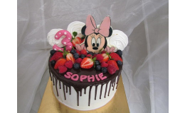 Výroba dortů na míru na oslavy, svatby - objednávka přes e-shop