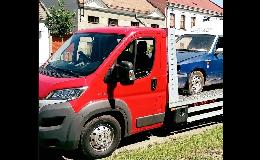 odvoz a ekologická likvidace vozidel - Autovrakoviště Martin Dyňka