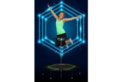 Zábavné cvičení na malých trampolínách - jumping Frýdek-Místek