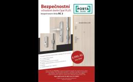 Prodej interiérových dveří PORTA