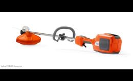 Predaj benzínový a Aku krovinorez Husqvarna, ochranný štít a žacia struna ZADARMO - v našom e-shope