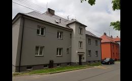 Revitalizace bytového domu - Ostrava