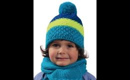 Český výrobca originálnych pletených čiapok - dámske, detské a pánske