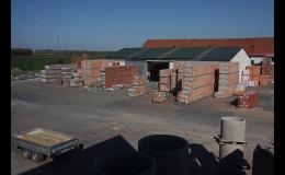 Prodej stavebnin od prověřených výrobců Hrušovany nad Jevišovkou