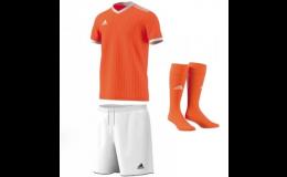 Fotbalové dresy a sady Adidas
