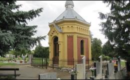 Hřbitovní kaple, Hrušovany nad Jevišovkou