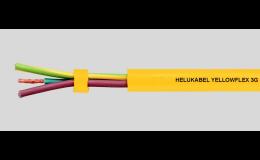 Flexibilní a odolné kabely do chladu