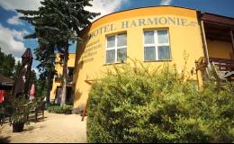 Hotel Harmonie - ubytování a procedury pro relaxaci, harmonizaci
