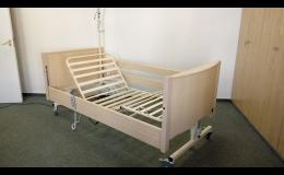 Pronájem i prodej polohovacích postelí Ostrava