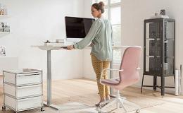 Návrh kanceláře v pohodlí domova