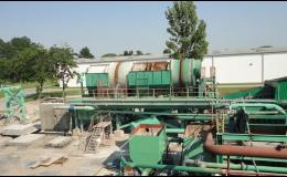 Oprava dílů u nádrží