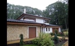 Garážová vrata - montáž a servis Ostrava