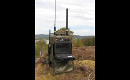 Přenosný systém rádiového průzkumu a sledování