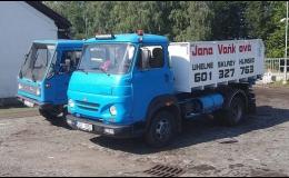 Rozvoz paliva na území Hlinska je zdarma