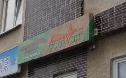 Světelná reklama Praha , atypické světelné boxy
