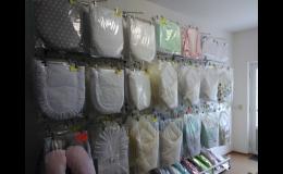Zavinovačky a jiný kojenecký textil