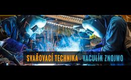 Svařovací technika - Boris Vaculík - Znojmo