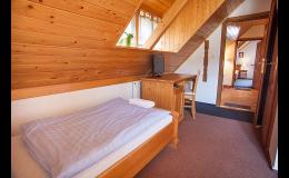 dlouhodobé ubytování pro firmy - útulné pokoje na hotelu