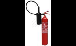 Požární ochrana - hasicí přístroje